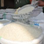 rice in sack